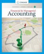 """Financial & Managerial Accounting"" (9781337912143)"