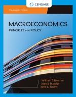 """""""Macroeconomics: Principles & Policy"""" (9781337912686)"""