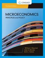 """Microeconomics: Principles & Policy"" (9781337912693)"