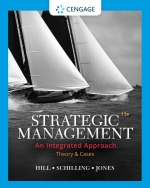 """""""Strategic Management: Theory & Cases: An Integrated Approach"""" (9781337918749)"""