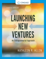 """Launching New Ventures: An Entrepreneurial Approach"" (9781337919715)"