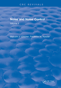 Noise and Noise Control 9781351091893R90