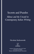 Secrets and Puzzles 9781351197571R90