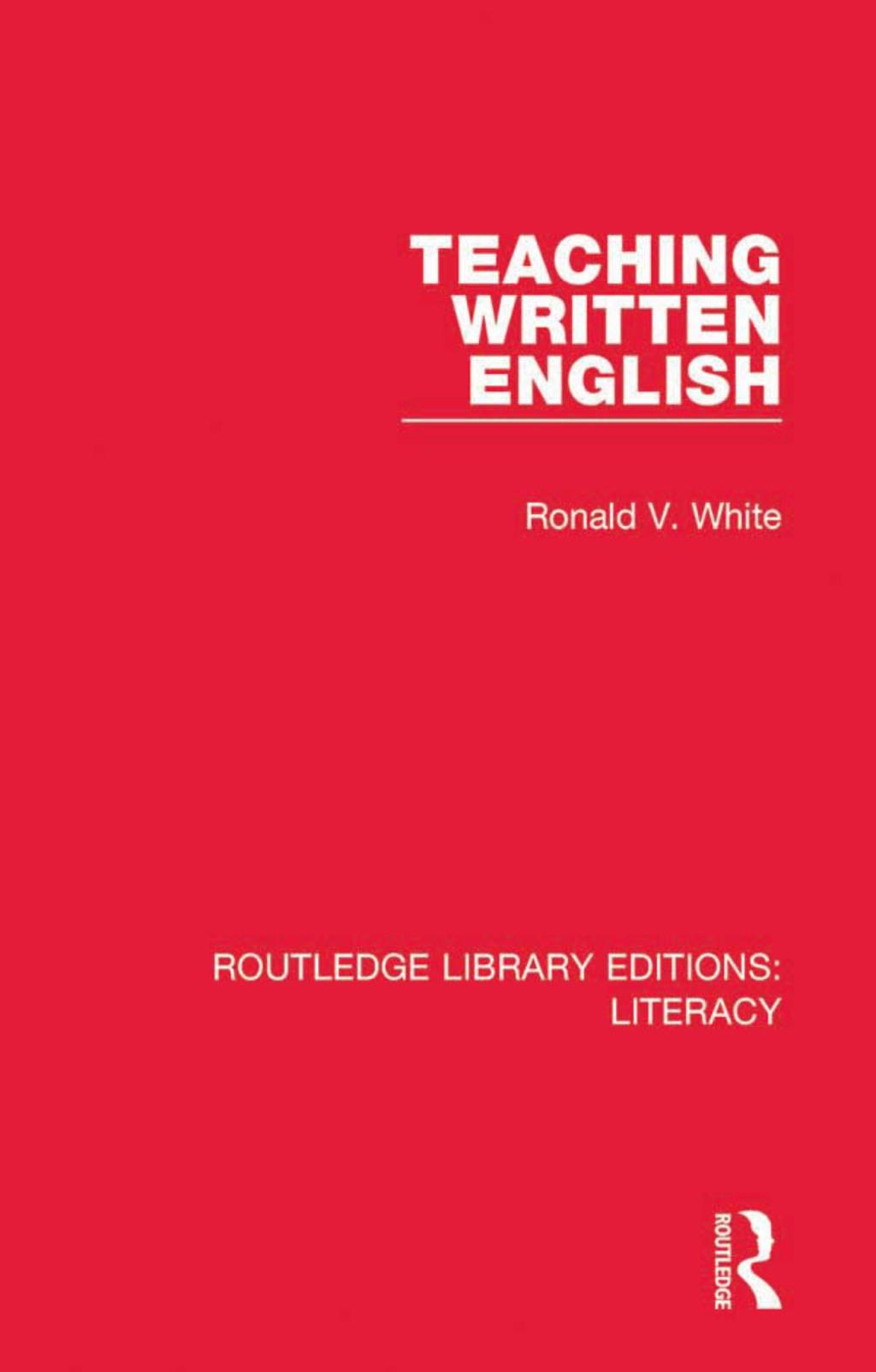 Teaching Written English (eBook Rental)