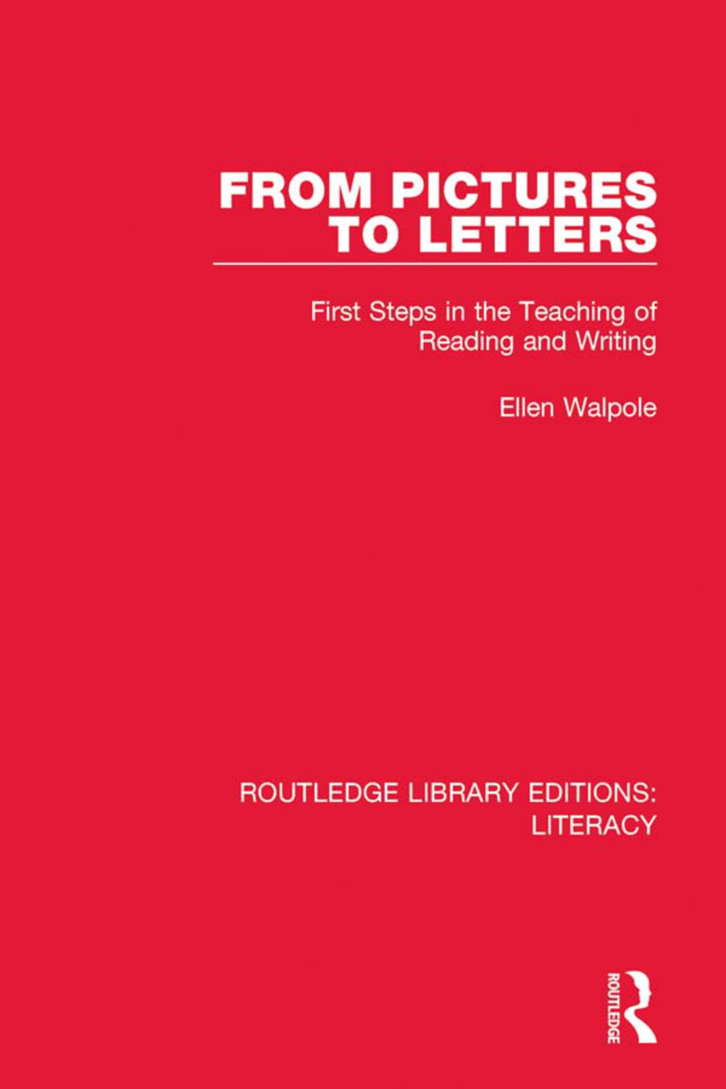 From Pictures to Letters (eBook Rental)