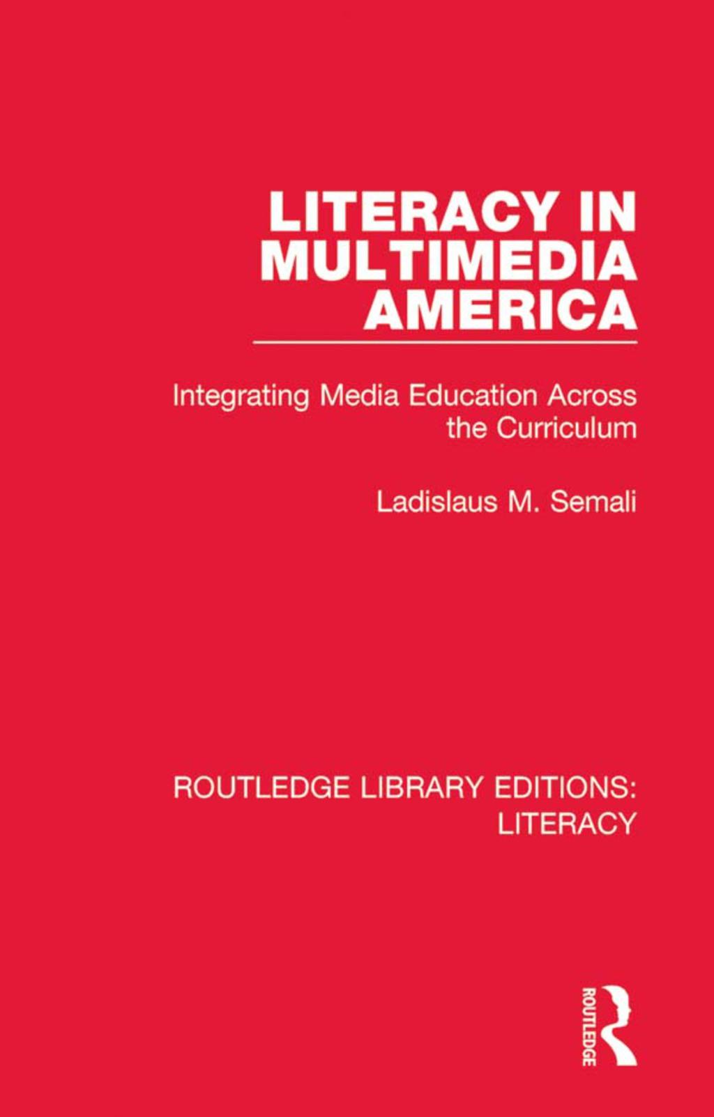 Literacy in Multimedia America (eBook Rental)