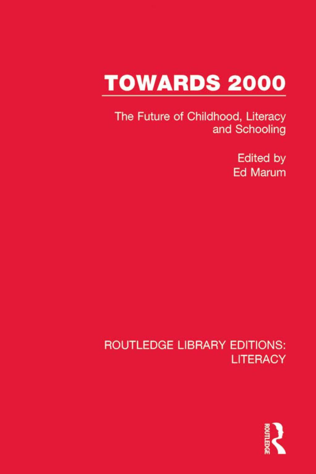 Towards 2000 (eBook Rental)