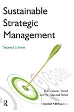 """""""Sustainable Strategic Management"""" (9781351276306)"""