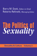 The Politics of Sexuality 9781351303224R90
