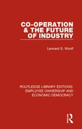Co-operation and the Future of Industry 9781351358644