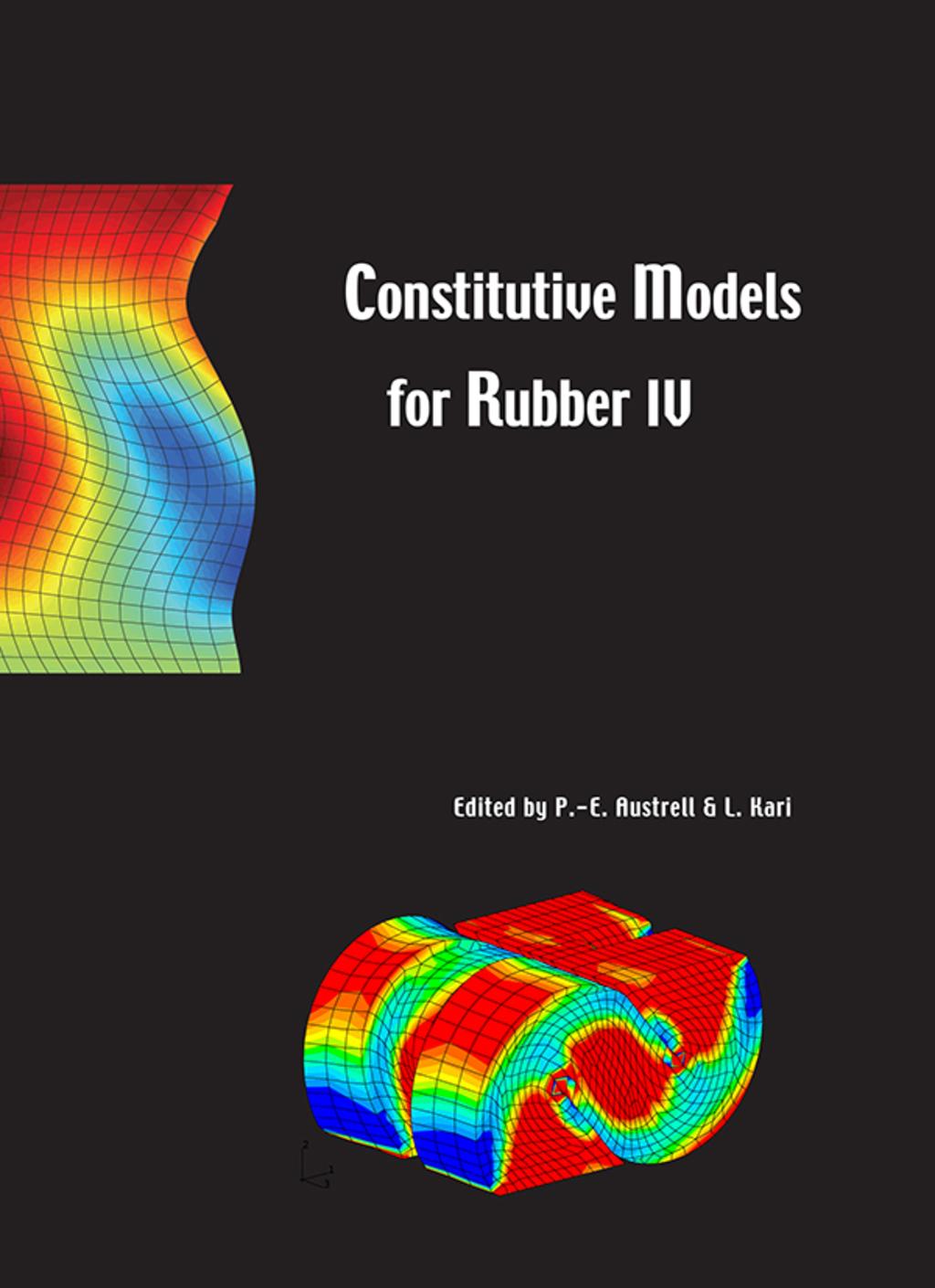 Constitutive Models for Rubber IV (eBook Rental)