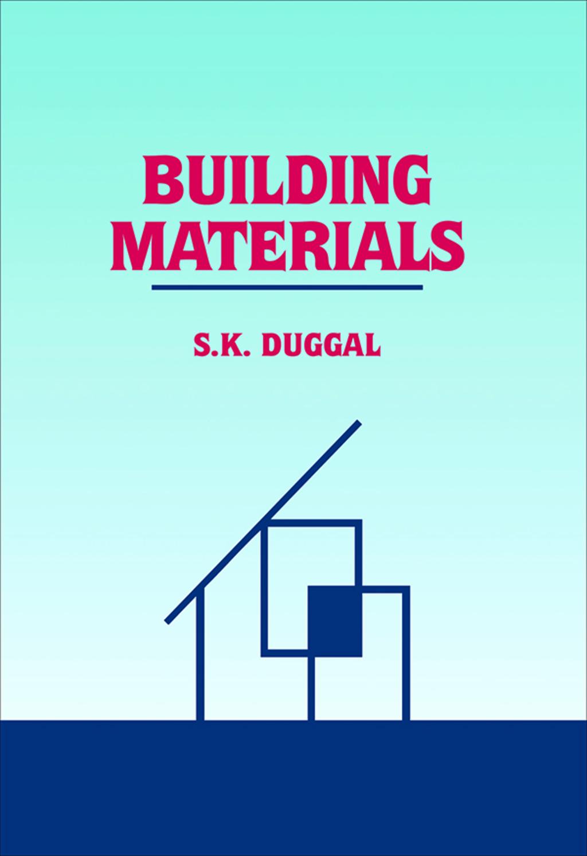 Building Materials (eBook Rental)