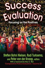 """Success in Evaluation"" (9781351487627)"