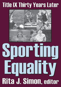 Sporting Equality 9781351488372R90