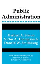 """Public Administration"" (9781351495783)"