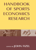 Handbook of Sports Economics Research 9781351564304R90