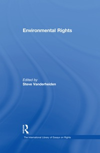 Environmental Rights              by             Steve Vanderheiden
