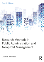 """""""Research Methods in Public Administration and Nonprofit Management"""" (9781351721479)"""