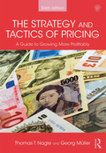 EBK THE STRATEGY AND TACTICS OF PRICING