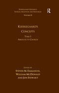 Volume 15, Tome I: Kierkegaard's Concepts 9781351875059R90