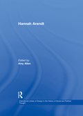 Hannah Arendt 9781351931694R90