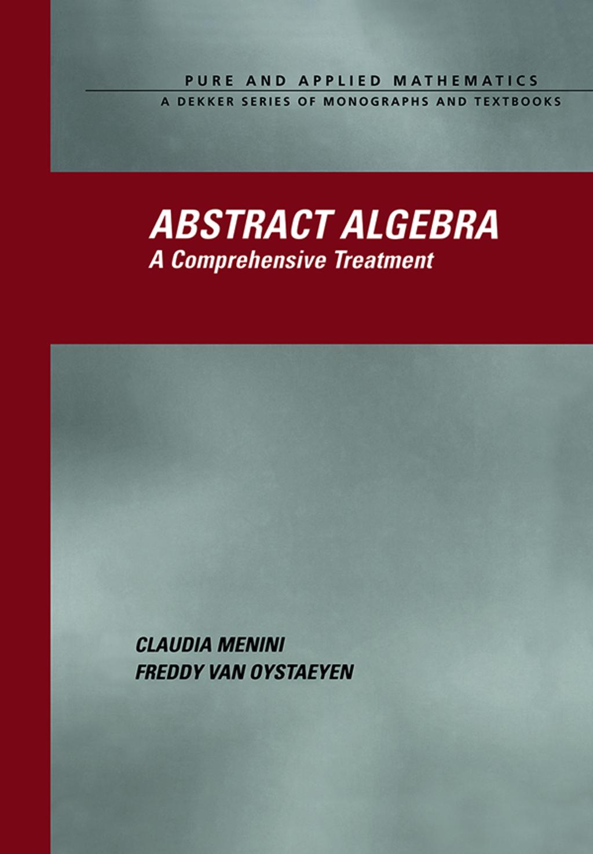 Abstract Algebra (eBook Rental)