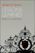 Lessons Learned 9781400837588