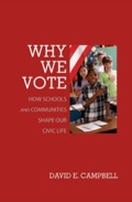 Why We Vote 9781400837618