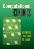 Computational Economics 9781400841349