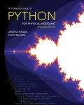 EBK A STUDENT'S GUIDE TO PYTHON FOR PHY