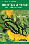 A Swift Guide to Butterflies of Mexico and Central America 9781400889860