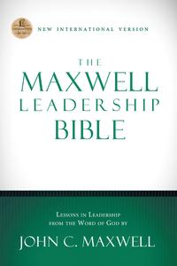 NIV, The Maxwell Leadership Bible, eBook              by             Thomas Nelson