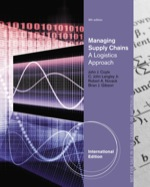 "Managing Supply Chains: A Logistics Approach, International Edition"" EBOOK (9781408090138)"