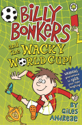 Billy Bonkers: Billy Bonkers and the Wacky World Cup! 9781408330593