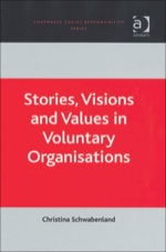 """""""Stories, Visions and Values in Voluntary Organisations"""" (9781409462880)"""