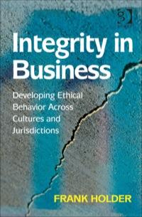 Business ethics across cultures