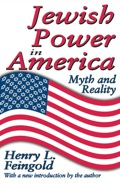 Jewish Power in America (9781412812238) photo