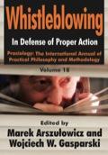 Whistleblowing 9781412844239