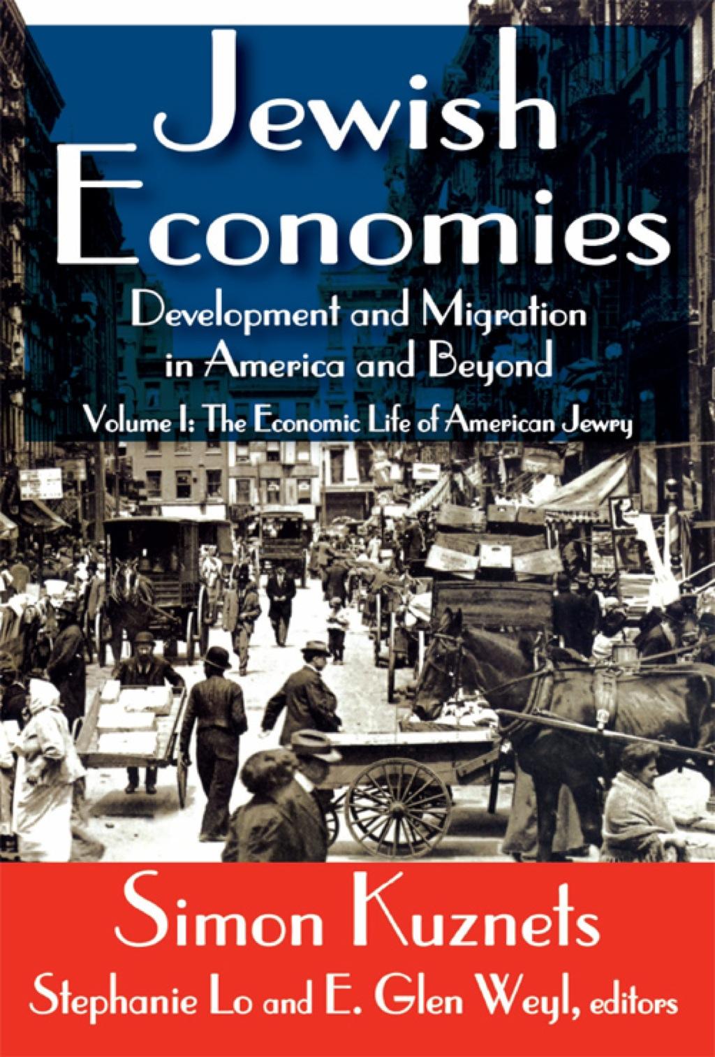 Jewish Economies (Volume 1) (eBook)