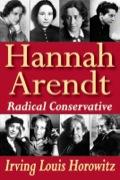 Hannah Arendt 9781412846301
