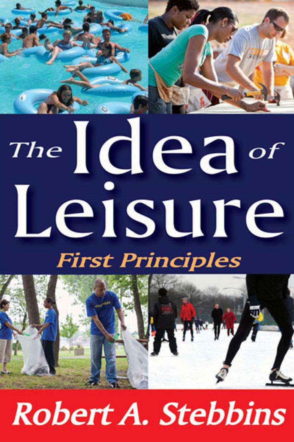The Idea of Leisure (eBook)