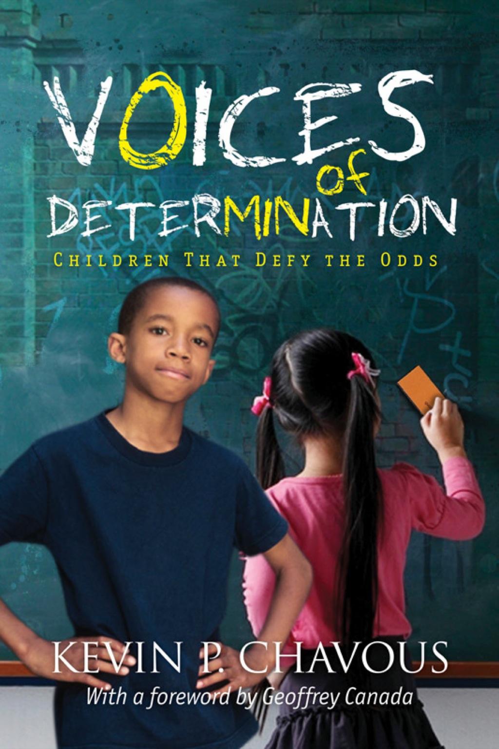 Voices of Determination (eBook)