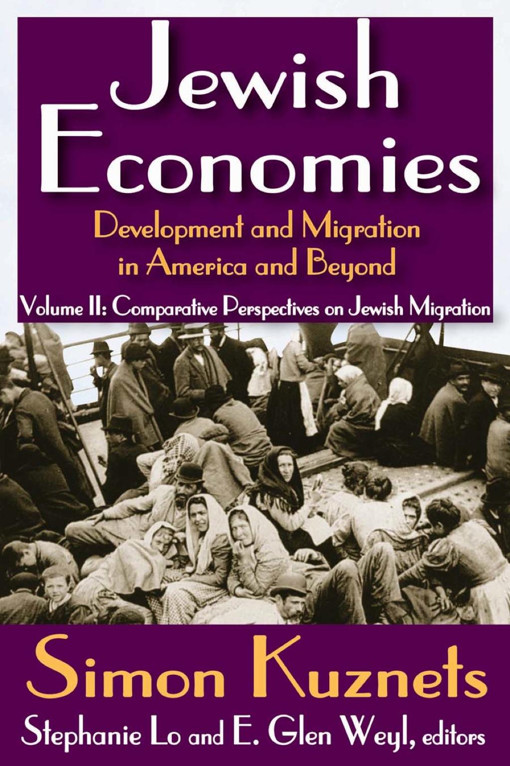 Jewish Economies (Volume 2) (eBook)