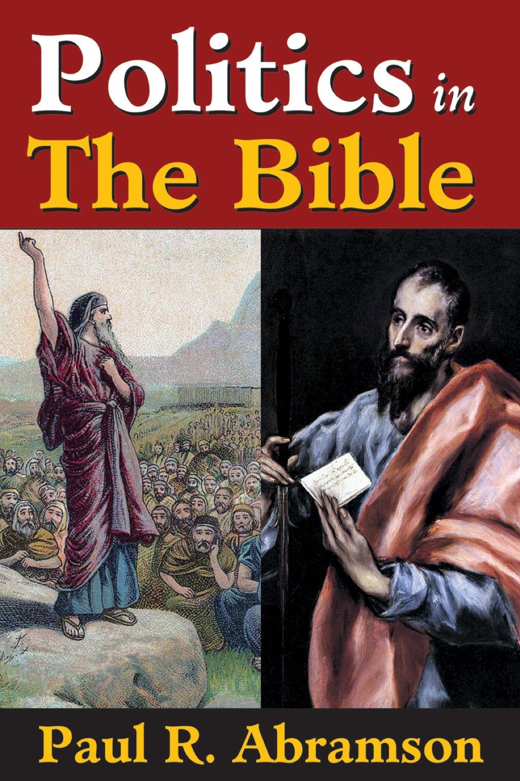 Politics in the Bible (eBook)