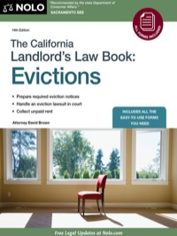 California Landlord's Law Book, The              by             Brown, David