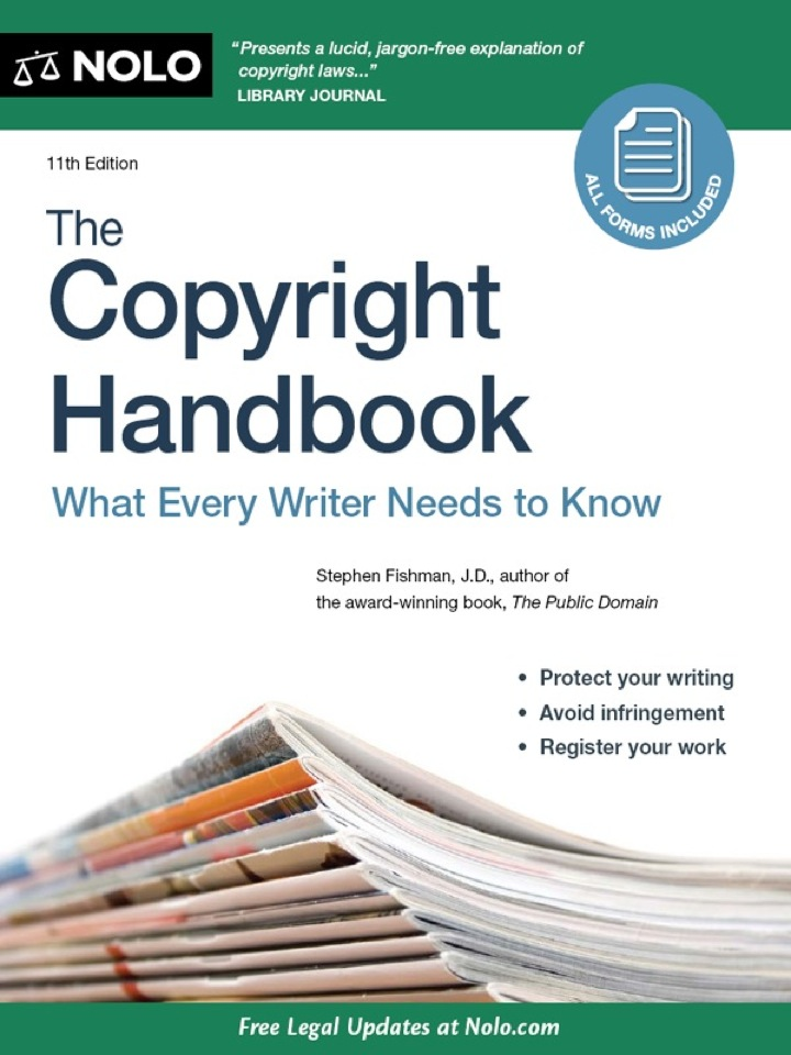 Copyright Handbook, The