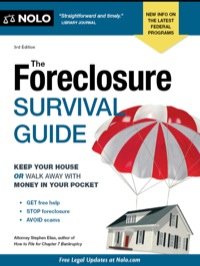 Foreclosure Survival Guide,The              by             Elias, Stephen