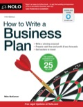 How to Write a Business Plan 9781413317503