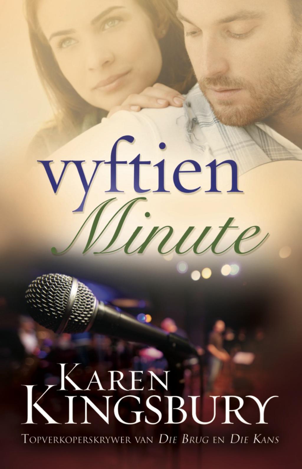 Vyftien minute (eBoek) (eBook) - Karen Kingsbury