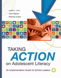 Taking Action on Adolescent Literacy 9781416617419